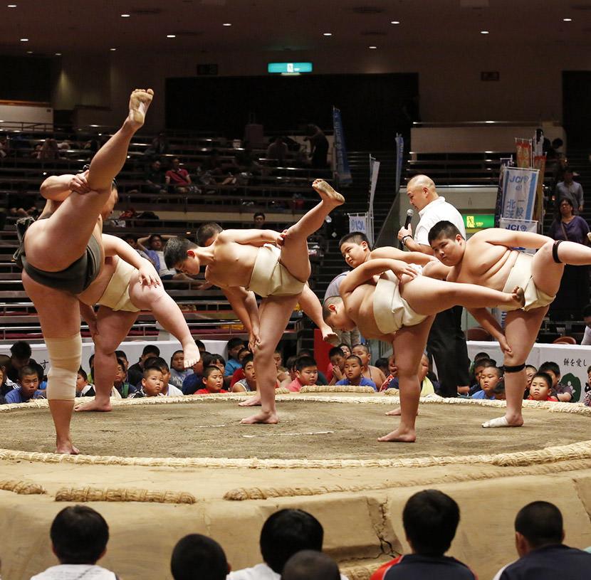 わんぱく相撲全国大会